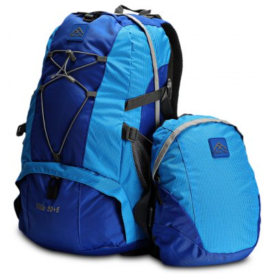 Polar Fire 2-piece 30L Travel Leisure Backpack + 5L Bag
