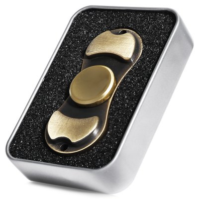 Dual Bar Retro Fidget Spinner Decompression ToyFidget Spinners<br>Dual Bar Retro Fidget Spinner Decompression Toy<br><br>Color: Bronzed<br>Frame material: Zinc Alloy<br>Outside Bearing Material: Stainless Steel<br>Package Contents: 1 x Retro Fidget Spinner, 1 x Hand Spinner Box<br>Package size (L x W x H): 9.00 x 6.00 x 3.00 cm / 3.54 x 2.36 x 1.18 inches<br>Package weight: 0.1200 kg<br>Product size (L x W x H): 7.00 x 3.00 x 1.20 cm / 2.76 x 1.18 x 0.47 inches<br>Product weight: 0.0780 kg<br>Swing Numbers: Dual Bar<br>Type: Retro