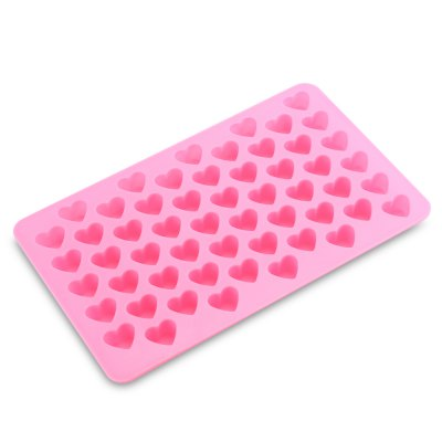 Heart Silicone Cake Cookie MoldBaking &amp; Pastry Tools<br>Heart Silicone Cake Cookie Mold<br><br>Material: Silicone<br>Package Contents: 1 x Silicone Mold<br>Package size (L x W x H): 16.90 x 24.40 x 2.40 cm / 6.65 x 9.61 x 0.94 inches<br>Package weight: 0.0910 kg<br>Product size (L x W x H): 18.50 x 11.00 x 1.40 cm / 7.28 x 4.33 x 0.55 inches<br>Product weight: 0.0600 kg<br>Type: Other Kitchen Accessories