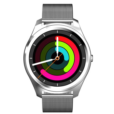 Z4 Smartwatch Fitness Tracker BluetoothSmart Watches<br>Z4 Smartwatch Fitness Tracker Bluetooth<br><br>Alert type: Ring, Vibration<br>Anti-lost: Yes<br>Band material: Stainless Steel, PU<br>Band size: 27 x 2 cm<br>Battery  Capacity: 230mAh<br>Bluetooth calling: Callers name display,Phone call reminder,Phonebook<br>Bluetooth Version: Bluetooth 4.0<br>Built-in chip type: MTK2502<br>Case material: Zinc Alloy<br>Charging Time: About 2hours<br>Compatability: Android 4.4 and iOS 8.0 above<br>Compatible OS: Android, IOS<br>Dial size: 4.35 x 4.35 x 1.0 cm<br>Find phone: Yes<br>Groups of alarm: 5<br>Health tracker: Heart rate monitor,Pedometer,Sedentary reminder,Sleep monitor<br>IP rating: IP67<br>Language: Dutch,English,French,German,Italian,Portuguese,Russian,Simplified Chinese,Spanish,Turkish<br>Locking screen : 5<br>Messaging: Message reminder<br>Notification: Yes<br>Notification type: Facebook, G-mail, Twitter, Wechat<br>Operating mode: Press button, Touch Screen<br>Other Function: Alarm, Voice recorder, Countdown, Calender, Calculator<br>Package Contents: 1 x Z4 Smartwatch, 1 x Chinese-English User Manual, 1 x USB Cable<br>Package size (L x W x H): 19.00 x 8.40 x 4.80 cm / 7.48 x 3.31 x 1.89 inches<br>Package weight: 0.1720 kg<br>People: Female table,Male table<br>Product size (L x W x H): 27.00 x 4.35 x 1.00 cm / 10.63 x 1.71 x 0.39 inches<br>Product weight: 0.0470 kg<br>RAM: 64MB<br>Remote control function: Remote Camera<br>ROM: 128MB<br>Screen: LCD<br>Screen resolution: 240 x 240<br>Screen size: 1.3 inch<br>Shape of the dial: Round<br>Standby time: About 2 - 3 days<br>Type of battery: Polymer lithium-ion battery<br>Waterproof: Yes<br>Wearing diameter: 18 - 23 cm
