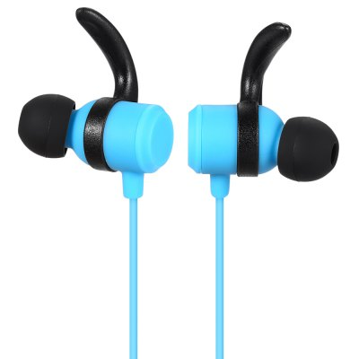 BT - KDK58 Bluetooth HeadphonesEarbud Headphones<br>BT - KDK58 Bluetooth Headphones<br><br>Application: For iPod, Mobile phone, Running, Sport<br>Battery Capacity(mAh): Built-in 120mAh Li-polymer Battery<br>Bluetooth: Yes<br>Bluetooth distance: W/O obstacles 10m<br>Bluetooth mode: Hands free<br>Bluetooth protocol: A2DP,AVRCP,HFP,HSP<br>Bluetooth Version: V4.2<br>Cable Length (m): 0.2M<br>Charging Time.: 3H<br>Compatible with: iPod<br>Connecting interface: Micro USB<br>Connectivity: Wireless<br>Frequency response: 20-20000Hz<br>Function: Noise Cancelling, Voice Prompt, Voice control, Song Switching, Answering Phone, Bluetooth, Microphone<br>Impedance: 16ohms<br>Language: Chinese,English<br>Material: ABS, Metal, TPE, Rubber<br>Model: BT - KDK58<br>Music Time: 8H<br>Package Contents: 1 x BT - KDK58 Bluetooth Headphones, 1 x Micro USB Cable, 1 x Pair of Earbud Tips, 1 x Cable Clip, 1 x English and Chinese Manual<br>Package size (L x W x H): 21.00 x 16.00 x 5.00 cm / 8.27 x 6.3 x 1.97 inches<br>Package weight: 0.1100 kg<br>Product size (L x W x H): 18.00 x 13.50 x 0.80 cm / 7.09 x 5.31 x 0.31 inches<br>Product weight: 0.0230 kg<br>Sensitivity: 98dB<br>Standby time: 180H<br>Talk time: 8H