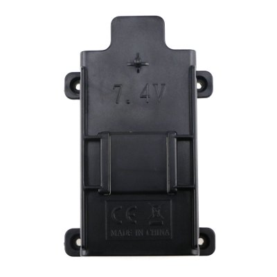 Original MJX B30008 Battery Holder with FittingsRC Quadcopter Parts<br>Original MJX B30008 Battery Holder with Fittings<br><br>Brand: MJX<br>Compatible with: B3 Bugs 3 RC quadcopter<br>Package Contents: 1 x Battery Holder, 1 x Pack of Fittings<br>Package size (L x W x H): 9.00 x 6.10 x 4.00 cm / 3.54 x 2.4 x 1.57 inches<br>Package weight: 0.0400 kg<br>Product size (L x W x H): 8.00 x 5.10 x 3.00 cm / 3.15 x 2.01 x 1.18 inches<br>Product weight: 0.0110 kg<br>Type: Battery Cover