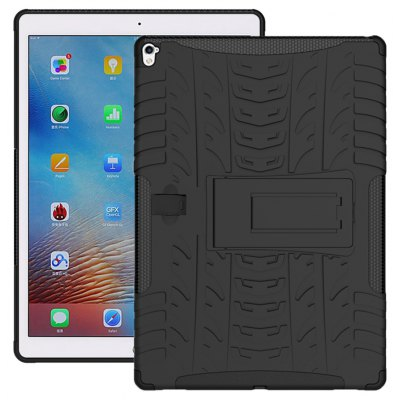 Double-protection Back Case with Bracket for 9.7 inch iPad Pro