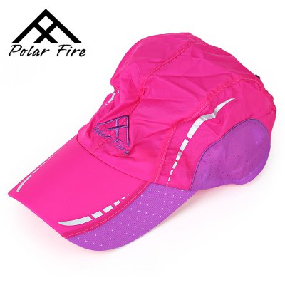 PolarFire Quick Dry Sun Hat Foldable UV Protection Cap