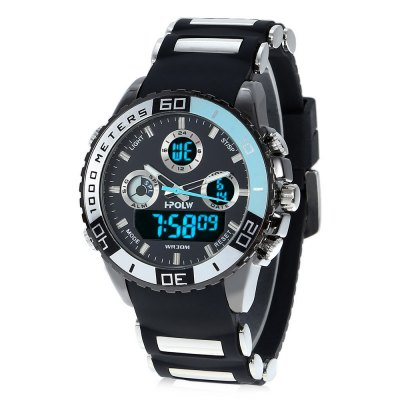 HPOLW 1511 Men Dual Movt Watch