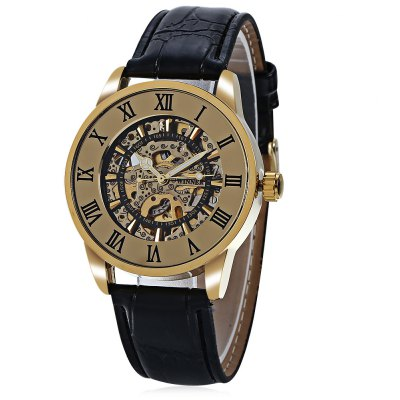 Winner H154M Men Auto Mechanical Watch