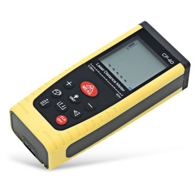 40M Handheld Laser Distance Meter with LCD Screen