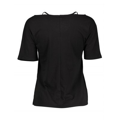 Floral Embroidery Black V-neck T Shirts for WomenTees<br>Floral Embroidery Black V-neck T Shirts for Women<br><br>Clothing Length: Regular<br>Collar: V-Neck<br>Color: Black<br>Elasticity: Micro-elastic<br>Embellishment: Embroidery<br>Material: Cotton Blends<br>Package Contents: 1 x T-shirt<br>Package size: 37.00 x 28.00 x 1.00 cm / 14.57 x 11.02 x 0.39 inches<br>Package weight: 0.1700 kg<br>Pattern Type: Floral<br>Product weight: 0.1400 kg<br>Sleeve Length: Short Sleeves<br>Style: Fashion