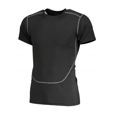 CTSmart Breathable Quick-drying Exercise T-shirt Training SuitWeight Lifting Clothes<br>CTSmart Breathable Quick-drying Exercise T-shirt Training Suit<br><br>Brand: CTSmart<br>Features: Breathable, High elasticity, Quick Dry<br>Gender: Men<br>Material: Spandex, Polyester<br>Package Content: 1 x CTSmart Training Suit<br>Package size: 35.00 x 30.00 x 2.00 cm / 13.78 x 11.81 x 0.79 inches<br>Package weight: 0.3020 kg<br>Product weight: 0.2620 kg<br>Types: Suit