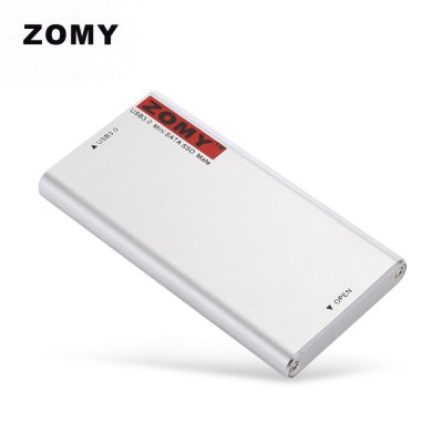 ZOMY SSD mSATA to USB 3.0 Solid State Drive
