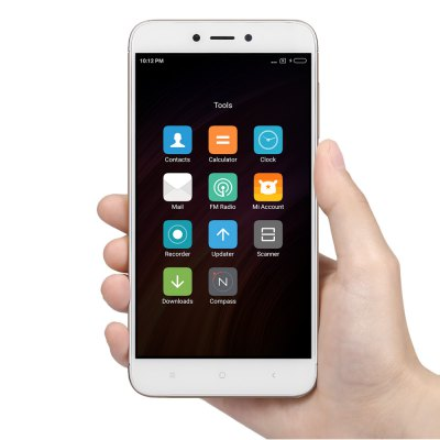 Xiaomi Redmi 4X 4G SmartphoneCell phones<br>Xiaomi Redmi 4X 4G Smartphone<br><br>2G: GSM B2/B3/B5/B8<br>3G: WCDMA B1/B2/B5/B8<br>4G: FDD-LTE B1/B3/B5/B7/B8<br>Additional Features: Browser, Fingerprint recognition, Calendar, Calculator, Bluetooth, Alarm, 4G, Fingerprint Unlocking, Wi-Fi, Proximity Sensing, People, MP4, MP3, Light Sensing, Gravity Sensing, GPS, 3G<br>Back camera: 13.0MP, with flash light and AF<br>Battery Capacity (mAh): 4100mAh<br>Battery Type: Non-removable<br>Bluetooth Version: Bluetooth V4.2<br>Brand: Xiaomi<br>Camera Functions: Panorama Shot, Face Beauty, Face Detection<br>Camera type: Dual cameras (one front one back)<br>CDMA: CDMA 2000/1X BC0<br>Cell Phone: 1<br>Cores: 1.4GHz, Octa Core<br>CPU: Snapdragon 435<br>E-book format: TXT<br>External Memory: TF card up to 128GB (not included)<br>Front camera: 5.0MP<br>GPU: Adreno 505<br>I/O Interface: TF/Micro SD Card Slot, Speaker, Micro USB Slot, Micophone, 3.5mm Audio Out Port, 1 x Nano SIM Card Slot, 1 x Micro SIM Card Slot<br>Language: Indonesian, Malay, German, English, Spanish, French, Italian, Lithuanian, Hungarian, Uzbek, Polish, Portuguese, Romanian, Slovenian, Slovak, Vietnamese, Turkish, Czech, Croatian, Russian, Ukrainian, B<br>Music format: WAV, FLAC, MP3, AMR, AAC<br>Network type: GSM+CDMA+WCDMA+TD-SCDMA+FDD-LTE+TD-LTE<br>OS: MIUI 8<br>Package size: 17.00 x 18.00 x 4.30 cm / 6.69 x 7.09 x 1.69 inches<br>Package weight: 0.3120 kg<br>Picture format: JPEG, PNG, BMP, GIF<br>Power Adapter: 1<br>Product size: 13.92 x 7.00 x 0.87 cm / 5.48 x 2.76 x 0.34 inches<br>Product weight: 0.1500 kg<br>RAM: 4GB RAM<br>ROM: 64GB<br>Screen resolution: 1280 x 720 (HD 720)<br>Screen size: 5.0 inch<br>Screen type: Capacitive<br>Sensor: Accelerometer,Ambient Light Sensor,Gravity Sensor,Gyroscope,Infrared,Proximity Sensor<br>Service Provider: Unlocked<br>SIM Card Slot: Dual SIM, Dual Standby<br>SIM Card Type: Micro SIM Card, Nano SIM Card<br>SIM Needle: 1<br>TD-SCDMA: TD-SCDMA B34/B39<br>TDD/TD-LTE: TD-LTE B38/B