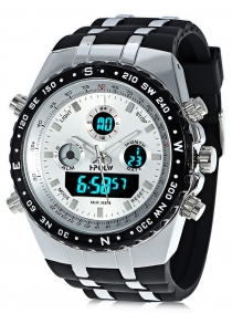 HPOLW 584 Men Dual Movt Watch