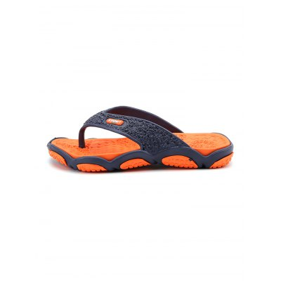 Men Contrasting Color Flip Flops Casual Summer ShoesMens Slippers<br>Men Contrasting Color Flip Flops Casual Summer Shoes<br><br>Contents: 1 x Pair of Shoes<br>Materials: EVA<br>Occasion: Casual<br>Package Size ( L x W x H ): 30.00 x 17.00 x 5.00 cm / 11.81 x 6.69 x 1.97 inches<br>Package Weights: 0.280kg<br>Pattern Type: Letter<br>Seasons: Summer<br>Style: Leisure<br>Type: Slippers