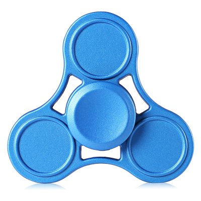 Tri-blade Cool Hand Spinner EDC Stress Relief ToyFidget Spinners<br>Tri-blade Cool Hand Spinner EDC Stress Relief Toy<br><br>Color: Blue<br>Package Contents: 1 x Fidget Spinner<br>Package size (L x W x H): 8.00 x 8.00 x 3.00 cm / 3.15 x 3.15 x 1.18 inches<br>Package weight: 0.0800 kg<br>Product size (L x W x H): 6.00 x 6.00 x 1.20 cm / 2.36 x 2.36 x 0.47 inches<br>Product weight: 0.0550 kg<br>Type: Triple Blade