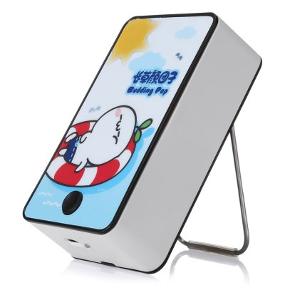 Cartoon Handheld USB Fan