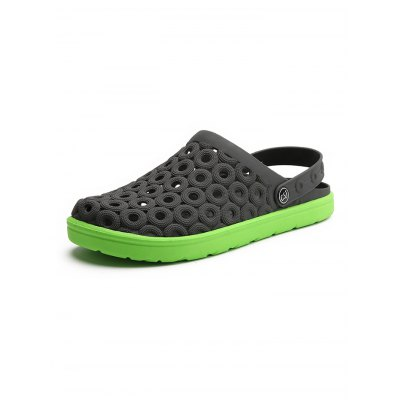 Casual Beach Men Slippers SandalsMens Sandals<br>Casual Beach Men Slippers Sandals<br><br>Contents: 1 x Pair of Shoes<br>Materials: PU, Rubber<br>Occasion: Casual<br>Package Size ( L x W x H ): 33.00 x 15.00 x 12.00 cm / 12.99 x 5.91 x 4.72 inches<br>Package Weights: 0.530<br>Seasons: Autumn,Spring,Summer<br>Style: Leisure, Fashion, Comfortable<br>Type: Slippers