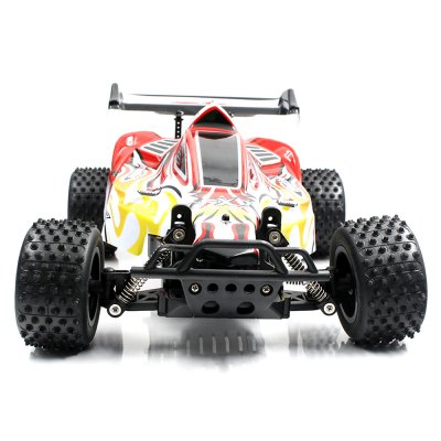 FEILUN LK813 1:10 2WD Brushed Off-road RC Car - RTRRC Cars<br>FEILUN LK813 1:10 2WD Brushed Off-road RC Car - RTR<br><br>Battery Information: 7.4V 380mAh lithium-ion<br>Brand: FEILUN<br>Car Power: Built-in rechargeable battery<br>Charging Time: 120 Minutes<br>Detailed Control Distance: 100m<br>Drive Type: 2 WD<br>Features: Radio Control<br>Functions: Forward/backward, Turn left/right<br>Material: Electronic Components, Plastic<br>Motor Type: Brushed Motor<br>Package Contents: 1 x RC Car ( Battery Included ), 1 x Transmitter, 1 x USB Cable, 1 x English Manual<br>Package size (L x W x H): 41.00 x 28.50 x 21.00 cm / 16.14 x 11.22 x 8.27 inches<br>Package weight: 1.6500 kg<br>Product size (L x W x H): 39.00 x 24.00 x 16.50 cm / 15.35 x 9.45 x 6.5 inches<br>Product weight: 1.3500 kg<br>Proportion: 1:10<br>Racing Time: About 15mins<br>Remote Control: 2.4GHz Wireless Remote Control<br>Speed: 15 - 20km/h<br>Transmitter Power: 4 x 1.5V AA (not included)<br>Type: Off-Road Car