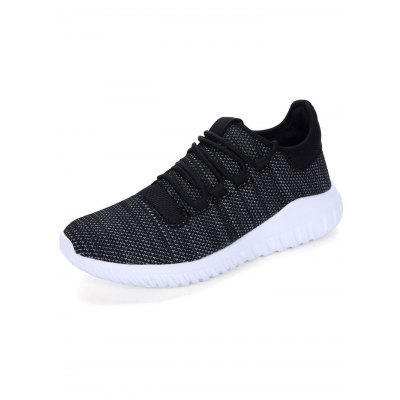 Outdoor Lace Up Breathable Men Sports Shoes