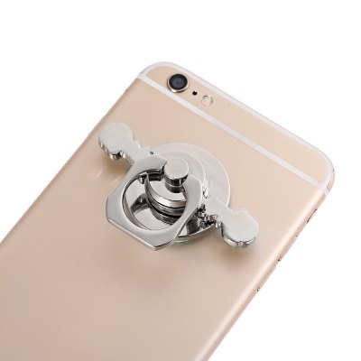 Multifunctional Fidget Spinner Finger Ring Stand for Mobile PhoneFidget Spinners<br>Multifunctional Fidget Spinner Finger Ring Stand for Mobile Phone<br><br>Center Bearing Material: Stainless Steel Bearing<br>Color: Silver<br>Frame material: Zinc Alloy<br>Package Contents: 1 x Fidget Spinner<br>Package size (L x W x H): 7.00 x 5.00 x 3.00 cm / 2.76 x 1.97 x 1.18 inches<br>Package weight: 0.0900 kg<br>Product size (L x W x H): 6.20 x 3.50 x 2.00 cm / 2.44 x 1.38 x 0.79 inches<br>Product weight: 0.0600 kg<br>Type: Dual Blade