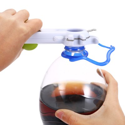 6-in-1 Manual Bottler Can OpenerOther Kitchen Accessories<br>6-in-1 Manual Bottler Can Opener<br><br>Material: ABS, Stainless Steel<br>Package Contents: 1 x 6 in 1 Bottler Opener<br>Package size (L x W x H): 6.90 x 6.30 x 22.00 cm / 2.72 x 2.48 x 8.66 inches<br>Package weight: 0.1490 kg<br>Product size (L x W x H): 4.60 x 5.00 x 20.00 cm / 1.81 x 1.97 x 7.87 inches<br>Product weight: 0.1060 kg<br>Type: Other Kitchen Accessories