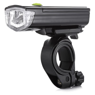 LEADBIKE A119 Bike Front LightBike Lights<br>LEADBIKE A119 Bike Front Light<br><br>Brand: LEADBIKE<br>Color: Black<br>Features: Waterproof, Superbright, Low Power Consumption, Easy to Install<br>Material: ABS<br>Package Contents: 1 x LEADBIKE A119 Bike Front Light, 1 x Bracket<br>Package Dimension: 13.50 x 10.50 x 3.50 cm / 5.31 x 4.13 x 1.38 inches<br>Package weight: 0.0920 kg<br>Placement: Handlebar<br>Product Dimension: 8.50 x 3.00 x 8.00 cm / 3.35 x 1.18 x 3.15 inches<br>Product weight: 0.0620 kg<br>Suitable for: Road Bike, Electric Bicycle, Fixed Gear Bicycle, Mountain Bicycle<br>Type: Front Light