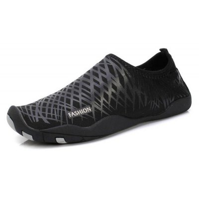 Outdoor Breathable Quick Dry Slip On Casual Men Shoes