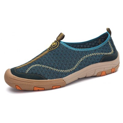 Outdoor Mesh Breathable Leisure Shoes for Men