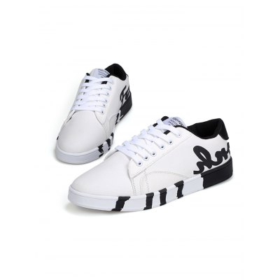 Fashion Lace Up Street Dance Men Casual ShoesCasual Shoes<br>Fashion Lace Up Street Dance Men Casual Shoes<br><br>Contents: 1 x Pair of Shoes<br>Materials: Canvas, EVA, Rubber<br>Occasion: Casual<br>Package Size ( L x W x H ): 31.00 x 18.50 x 11.00 cm / 12.2 x 7.28 x 4.33 inches<br>Package Weights: 0.800<br>Seasons: Autumn,Spring,Summer<br>Style: Leisure, Fashion, Comfortable<br>Type: Casual Shoes