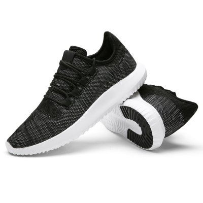 Breathable Mesh Upper Lace-up Women Skate Shoes