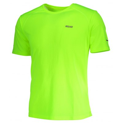ARSUXEO Outdoor Breathable Men Short Wear Jersey