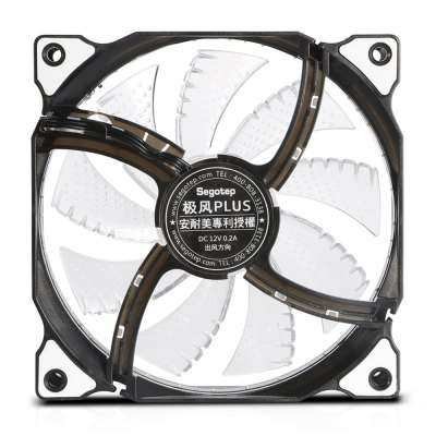 Segotep LED CPU Cooler Fan Temperature Controller