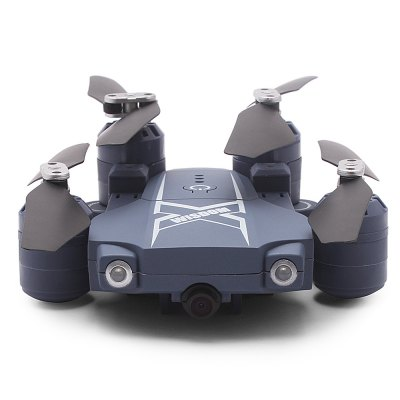BAO NIU HC629W Foldable RC Quadcopter - BNFRC Quadcopters<br>BAO NIU HC629W Foldable RC Quadcopter - BNF<br><br>Age: Above 14 years old<br>Battery: 3.7V 680mAh lithium-ion<br>Built-in Gyro: 6 Axis Gyro<br>Camera Pixels: 0.3MP<br>Channel: 6-Channels<br>Charging Time.: About 100mins<br>Compatible with Additional Gimbal: No<br>Detailed Control Distance: 70~80m<br>Features: WiFi APP Control, WiFi FPV, Camera, Brushed Version<br>Flying Time: About 10mins<br>FPV Distance: about 30m<br>Functions: Speed up, WiFi Connection, Up/down, Turn left/right, Emergency Landing, Slow down, 3D rollover, Air Press Altitude Hold, Forward/backward, Headless Mode, Hover, Sideward flight, One Key Automatic Return, Level Calibration<br>Kit Types: BNF<br>Level: Beginner Level<br>Material: Electronic Components, ABS/PS<br>Model: HC629W<br>Model Power: Built-in rechargeable battery<br>Motor Type: Brushed Motor<br>Package Contents: 1 x Quadcopter, 1 x Screwdriver, 4 x Spare Blade, 1 x USB Cable<br>Package size (L x W x H): 16.00 x 14.50 x 7.00 cm / 6.3 x 5.71 x 2.76 inches<br>Package weight: 0.3250 kg<br>Product size (L x W x H): 31.00 x 34.00 x 5.00 cm / 12.2 x 13.39 x 1.97 inches<br>Product weight: 0.1360 kg<br>Radio Mode: Mode 2 (Left-hand Throttle)<br>Remote Control: 2.4GHz Wireless Remote Control<br>Size: Medium<br>Transmitter Power: 4 x AAA battery (not included)<br>Type: Quadcopter, Outdoor