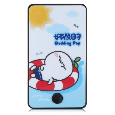 Cartoon Handheld USB FanOther Home Improvement<br>Cartoon Handheld USB Fan<br><br>Battery Capacity: 1400mAh<br>Features: Bladeless, Portable, Space-saving<br>Material: ABS<br>Package Contents: 1 x Portable Fan, 1 x USB Cable, 1 x Strap<br>Package size (L x W x H): 7.90 x 13.50 x 6.80 cm / 3.11 x 5.31 x 2.68 inches<br>Package weight: 0.2160 kg<br>Product size (L x W x H): 6.40 x 3.90 x 11.30 cm / 2.52 x 1.54 x 4.45 inches<br>Product weight: 0.1400 kg<br>Type: Mini Fans<br>Voltage: 5V<br>Wattage: 1.5W