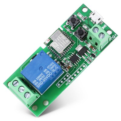 Switch APP Access Door Lock Relay Module