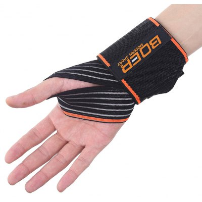 BOER Adjustable Wrist Palm Thumb Brace Wrap Glove Protector