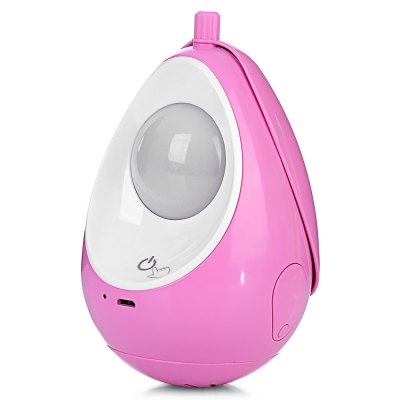 BRELONG Children Night Light Bluetooth 3.0 Music SpeakerNight Lights<br>BRELONG Children Night Light Bluetooth 3.0 Music Speaker<br><br>Battery Type: 1200mAh lithium-ion battery<br>Bluetooth Version: 3.0<br>Brand: BRELONG<br>CCT: 4500K<br>Feature: Touch Sensor, Rechargeable, Speaker<br>Input Voltage: DC 5V<br>Material: ABS<br>Numbers of LED: 6<br>Package Contents: 1 x Bluetooth Baby Music Lamp ( Battery Included ), 1 x USB Cable, 1 x Spanish Manual<br>Package size (L x W x H): 8.00 x 8.00 x 13.00 cm / 3.15 x 3.15 x 5.12 inches<br>Package weight: 0.2400 kg<br>Power: 1W<br>Power Supply: USB<br>Product size (L x W x H): 7.80 x 7.80 x 12.00 cm / 3.07 x 3.07 x 4.72 inches<br>Product weight: 0.1710 kg
