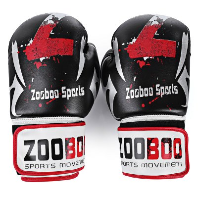 Zooboo Paired Z Pattern Boxing Training Sandbag GloveBoxing<br>Zooboo Paired Z Pattern Boxing Training Sandbag Glove<br><br>Brand: Zooboo<br>Package Content: 1 x Pair of Boxing Gloves<br>Package size: 32.00 x 16.00 x 11.00 cm / 12.6 x 6.3 x 4.33 inches<br>Package weight: 0.5800 kg<br>Product size: 30.00 x 15.00 x 10.00 cm / 11.81 x 5.91 x 3.94 inches<br>Product weight: 0.5500 kg