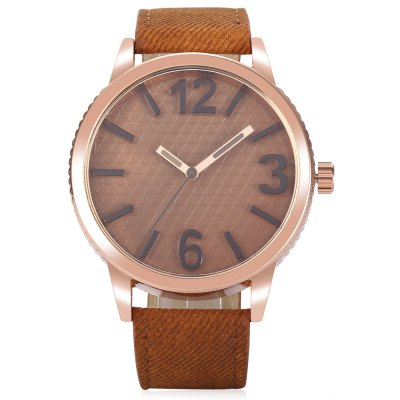 2222 Men Quartz WatchMens Watches<br>2222 Men Quartz Watch<br><br>Band material: Cloth leather<br>Band size: 19 x 2cm / 7.48 x 0.79 inches<br>Case material: Alloy<br>Clasp type: Pin buckle<br>Dial size: 4.5 x 4.5 x 1.1cm / 1.77 x 1.77 x 0.43 inches<br>Display type: Analog<br>Movement type: Quartz watch<br>Package Contents: 1 x Watch, 1 x Box<br>Package size (L x W x H): 28.00 x 8.00 x 3.50 cm / 11.02 x 3.15 x 1.38 inches<br>Package weight: 0.1100 kg<br>Product size (L x W x H): 19.00 x 4.50 x 1.10 cm / 7.48 x 1.77 x 0.43 inches<br>Product weight: 0.0500 kg<br>Shape of the dial: Round<br>Watch style: Fashion, Casual<br>Watches categories: Male table<br>Water resistance : Life water resistant<br>Wearable length: 15 - 18cm / 5.91 - 7.09 inches