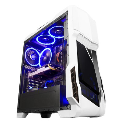 GETWORTH R5 Gaming Computer CaseDIY PC<br>GETWORTH R5 Gaming Computer Case<br><br>3.5mm Headphone Jack: Yes<br>Audio Jack: 3<br>Brand: GETWORTH<br>Caching: 6MB<br>Computer Tower: 1<br>Core: 3.4GHz, Quad Core<br>CPU: Intel Core i5 7500<br>CPU Brand: Intel<br>CPU Series: Intel Core<br>English Manual : 1<br>Graphics: Colorful GTX 1050Ti-4GD5 GAMING<br>Graphics Capacity: 4G<br>Graphics Card: 1<br>Graphics Card Frequency: 1291MHz<br>Graphics Type: Graphics Card<br>Hard Disk Interface Type: M.2<br>Hard Disk Memory: 1T HDD+128SSD<br>Mainboard: GIGABYTE B250M-Wind<br>Microphone jack: Yes<br>Model: R5<br>OS: DOS<br>Package size: 57.70 x 27.50 x 52.50 cm / 22.72 x 10.83 x 20.67 inches<br>Package weight: 9.5000 kg<br>Power Cable: 1<br>Power Consumption: 65W<br>Process Technology: 28nm<br>Product size: 47.60 x 24.00 x 52.50 cm / 18.74 x 9.45 x 20.67 inches<br>Product weight: 8.5000 kg<br>PS/2 Port: 2<br>RAM: 8GB<br>RAM Slot Quantity: Two<br>RAM Type: DDR4<br>RJ45 connector: Yes<br>Screwdriver: 1<br>Threading: 4<br>USB Host: Yes (6 x USB 3.1 + 6 x USB 2.0)<br>VGA Slot: Yes