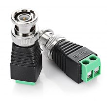 CAT5 to BNC Coaxial Connector
