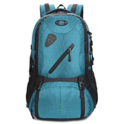 HONGJING 1044 Climbing BagBackpacks<br>HONGJING 1044 Climbing Bag<br><br>Bag Capacity: 40L<br>Brand: HONGJING<br>Capacity: 31 - 40L<br>Features: Laptop Bag, Water Resistance<br>For: Climbing, Traveling, Camping<br>Gender: Unisex<br>Material: Nylon<br>Package Contents: 1 x HONGJING 1044 Climbing Backpack<br>Package size (L x W x H): 36.00 x 10.00 x 36.00 cm / 14.17 x 3.94 x 14.17 inches<br>Package weight: 0.8800 kg<br>Product size (L x W x H): 35.00 x 19.00 x 57.00 cm / 13.78 x 7.48 x 22.44 inches<br>Product weight: 0.8000 kg<br>Strap Length: 45 - 75cm<br>Style: Fashion<br>Type: Backpack