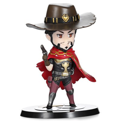 Game Action Figure ABS + PVC Model Toy - 4.72 inchMovies &amp; TV Action Figures<br>Game Action Figure ABS + PVC Model Toy - 4.72 inch<br><br>Completeness: Finished Goods<br>Gender: Unisex<br>Materials: ABS, PVC<br>Package Contents: 1 x Action Figure<br>Package size: 13.00 x 10.00 x 15.00 cm / 5.12 x 3.94 x 5.91 inches<br>Package weight: 0.1800 kg<br>Product size: 7.00 x 7.00 x 12.00 cm / 2.76 x 2.76 x 4.72 inches<br>Stem From: Europe and America<br>Theme: Movie and TV