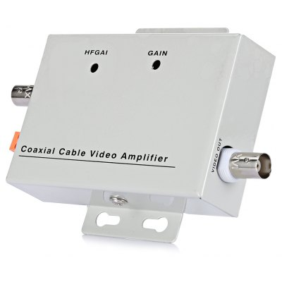Coaxial Cable Video Amplifier