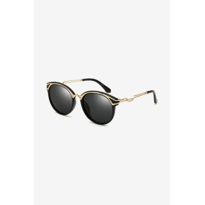 SENLAN Fashion Cycling Sunglasses with PC Lens Metal Frame