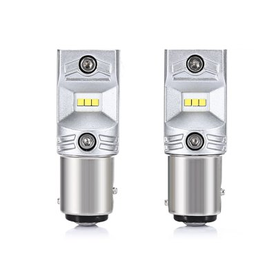 S25 1156 2PCS 480lm CSP 6 - SMD LED Bulb Car Steering LightCar Lights<br>S25 1156 2PCS 480lm CSP 6 - SMD LED Bulb Car Steering Light<br><br>Apply lamp position : External Lights<br>Apply To Car Brand: Acura,Aston Martin,Audi,Bentley,BMW,Bugatti,Buick,Cadillac,Chevrolet,Chrysler,Citroen,Daewoo,Dodge,Ferrari,Ford,GMC GMC,Honda,Hummer<br>Color temperatures: 6500K<br>Connector: 1156<br>Emitting color: White<br>LED/Bulb quantity: 6<br>Lumens: 480lm<br>Material: Aluminium<br>Model: S25 1156<br>Package Contents: 2 x 480lm CSP 6 - SMD Car LED Steering Lamp<br>Package size (L x W x H): 12.00 x 10.00 x 5.00 cm / 4.72 x 3.94 x 1.97 inches<br>Package weight: 0.0880 kg<br>Product size (L x W x H): 4.80 x 0.90 x 1.70 cm / 1.89 x 0.35 x 0.67 inches<br>Product weight: 0.0380 kg<br>Type: Car LED<br>Type of lamp-house : LED