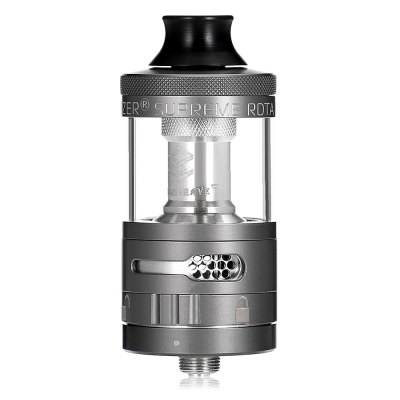 Original Steam Crave Aromamizer Supreme V2 RDTARebuildable Atomizers<br>Original Steam Crave Aromamizer Supreme V2 RDTA<br><br>Brand: Steam Crave<br>Material: Stainless Steel, Glass<br>Model: Aromamizer Supreme V2<br>Overall Diameter: 25mm<br>Package Contents: 1 x Steam Crave Aromamizer Supreme V2 RDTAm, 1 x English User Manual, 1 x Accessory Bag, 2 x Single Coil Plug, 1 x Glass Tank<br>Package size (L x W x H): 7.70 x 7.90 x 3.40 cm / 3.03 x 3.11 x 1.34 inches<br>Package weight: 0.1420 kg<br>Product size (L x W x H): 2.50 x 2.50 x 5.80 cm / 0.98 x 0.98 x 2.28 inches<br>Product weight: 0.0620 kg<br>Rebuildable Atomizer: RBA,RDA,RTA<br>Tank Capacity: 5.0ml<br>Thread: 510<br>Type: Rebuildable Atomizer, Rebuildable Drippers, Rebuildable Tanks