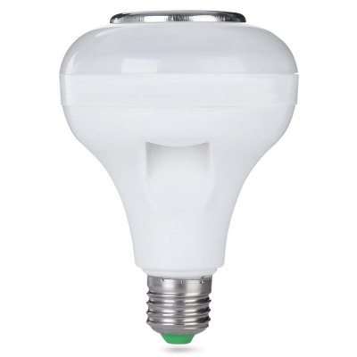 YouOKLight YK0062 LED E27 Music Bulb Bluetooth RGB LampSmart Lighting<br>YouOKLight YK0062 LED E27 Music Bulb Bluetooth RGB Lamp<br><br>Available Light Color: RGB<br>Brand: YouOKLight<br>Emitter Types: SMD 5050<br>Features: Loudspeaker, Long Life Expectancy, Energy Saving, Bluetooth 3.0<br>Function: Home Lighting<br>Holder: E27<br>Luminous Flux: 350LM<br>Output Power: 5W<br>Package Contents: 1 x Wireless Music Bulb<br>Package size (L x W x H): 14.00 x 9.50 x 9.50 cm / 5.51 x 3.74 x 3.74 inches<br>Package weight: 0.1950 kg<br>Product size (L x W x H): 13.00 x 9.00 x 9.00 cm / 5.12 x 3.54 x 3.54 inches<br>Product weight: 0.1320 kg<br>Sheathing Material: Aluminum Alloy, Plastic<br>Voltage (V): AC 220-240