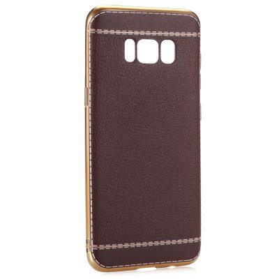 ASLING Leather Pattern Back CaseSamsung Cases/Covers<br>ASLING Leather Pattern Back Case<br><br>Brand: ASLING<br>Compatible with: Samsung Galaxy S8 Plus<br>Features: Anti-knock, Back Cover<br>Material: TPU<br>Package Contents: 1 x Phone Case<br>Package size (L x W x H): 22.00 x 13.00 x 2.00 cm / 8.66 x 5.12 x 0.79 inches<br>Package weight: 0.0480 kg<br>Product size (L x W x H): 16.00 x 7.50 x 1.00 cm / 6.3 x 2.95 x 0.39 inches<br>Product weight: 0.0250 kg<br>Style: Modern, Pattern