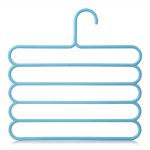 S-shaped Painted Pants Hanger Clothes Rack