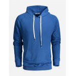 ZANSTYLE Blue Hoodie for Men photo